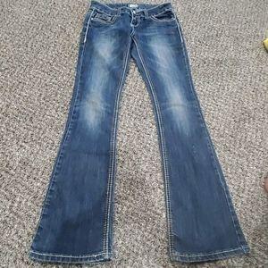 Bootcut juniors jeans